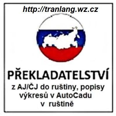 logo firmy TRANLANG.WZ.CZ