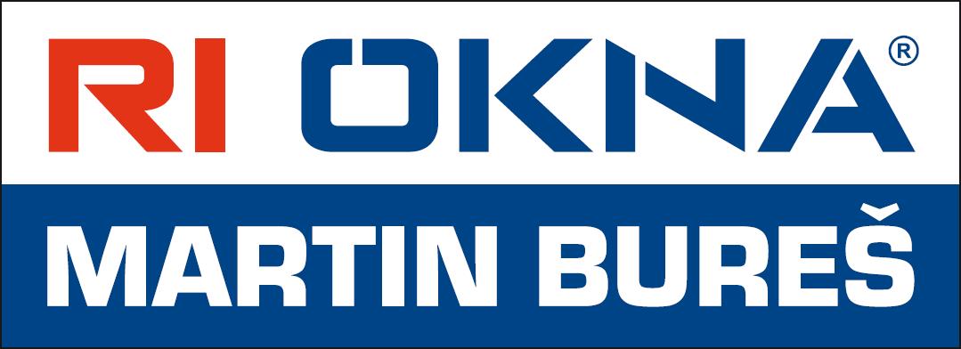 logo firmy Martin Bureš - autorizovaný prodejce RI OKNA