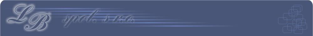 logo firmy LB, spol. s r.o.