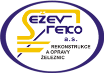 logo firmy SEŽEV-REKO, a.s.