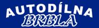 logo firmy AUTODÍLNA BRBLA