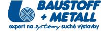 logo firmy BAUSTOFF + METALL BRNO, s.r.o.