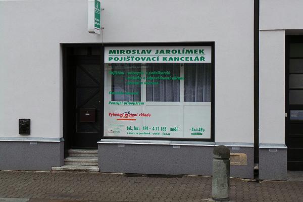 logo firmy Miroslav Jarolímek