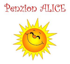 logo firmy Penzion ALICE