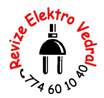 logo firmy VEDRAL ZDENĚK