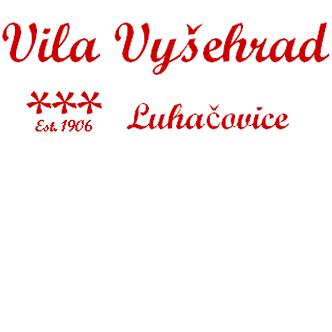 logo firmy Vila Vyšehrad, Ubytování Luhaèovice