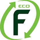 logo firmy ECO-F