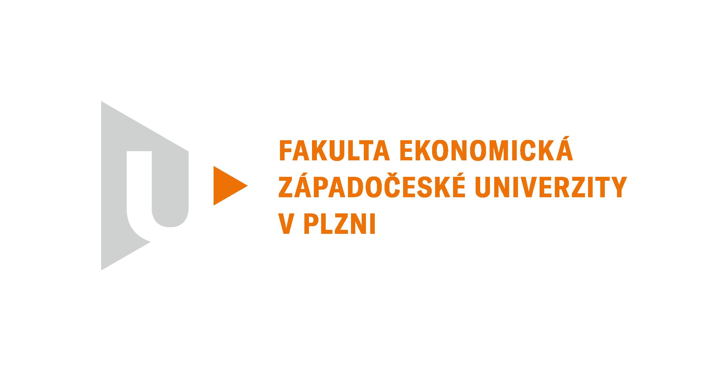 logo firmy ZÁPADOČESKÁ UNIVERZITA V PLZNI-FAKULTA EKONOMICKÁ