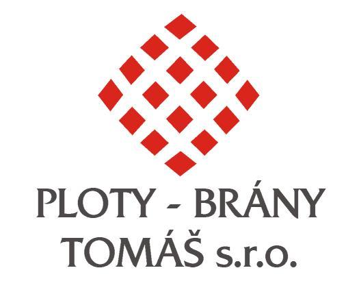 logo firmy PLOTY BRÁNY TOMÁŠ s.r.o.