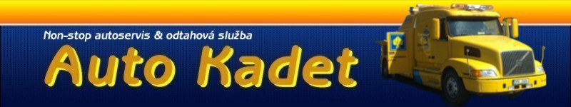 logo firmy AUTO KADET s.r.o.