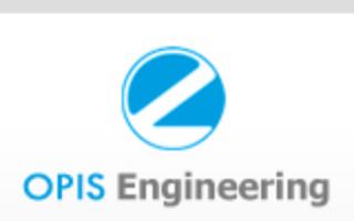 logo firmy OPIS ENGINEERING