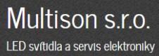 logo firmy Multison, s.r.o.