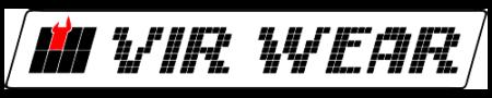 logo firmy VIR WEAR - 1.HRADECKÁ KARTONÁŽ s.r.o.