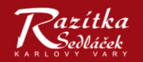 logo firmy Razítka Sedláček KV