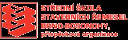 logo firmy Střední škola stavebních řemesel Brno-Bosonohy, příspěvková organizace