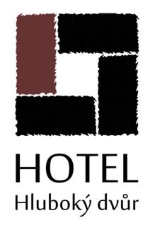 logo firmy HOTEL HLUBOKÝ DVŮR, a.s.