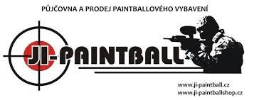 logo firmy Petr Brnický - JI-Paintball