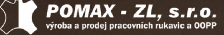 logo firmy POMAXL ZL, s.r.o.