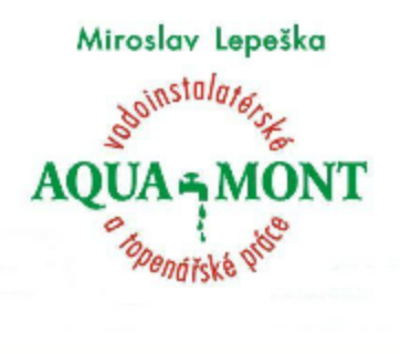 logo firmy AQUA MONT