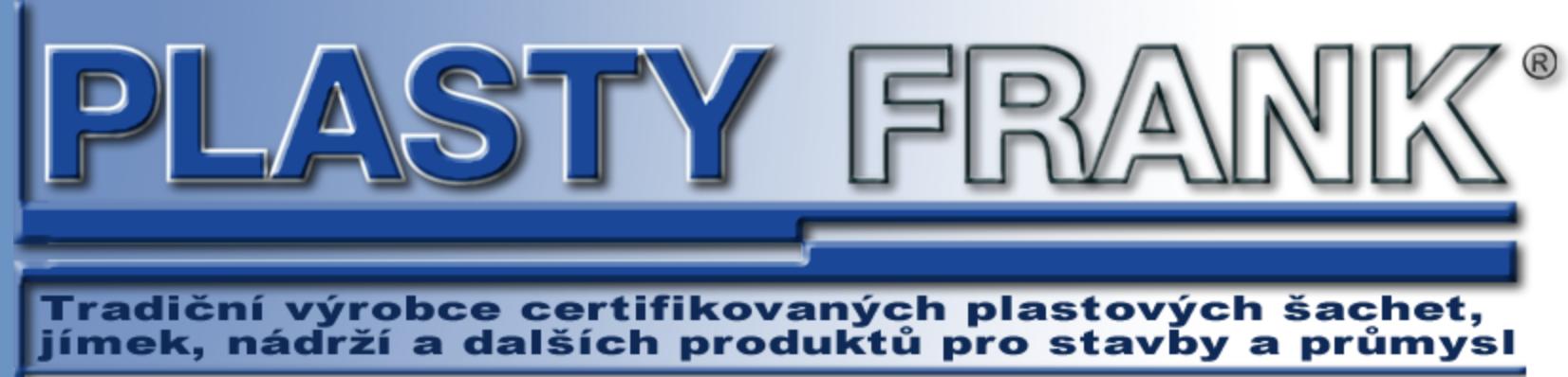 logo firmy PLASTY FRANK s.r.o.
