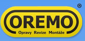 logo firmy Viktor Beneš OREMO
