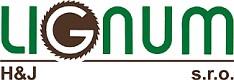 logo firmy LIGNUM H&J s.r.o.