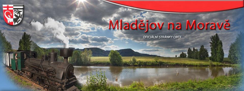 logo firmy OBEC Mladìjov na Moravì