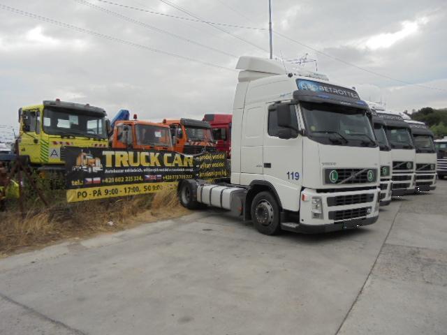 logo firmy TRUCK CAR