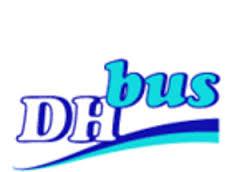 logo firmy DH BUS