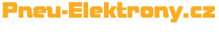 logo firmy Pneu-Elektrony.cz, René PETR