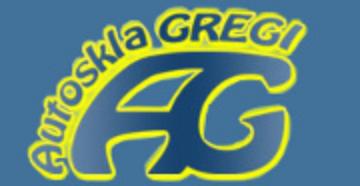 logo firmy Autoskla GREGI