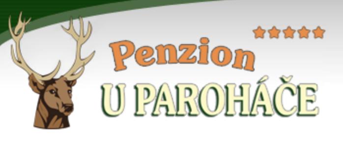 logo firmy Penzion U Paroháče