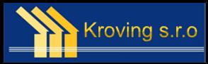 logo firmy Kroving s.r.o.