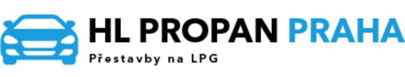 logo firmy HL PROPAN PRAHA