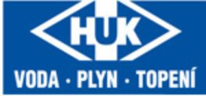 logo firmy HUK instalace s.r.o.