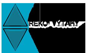 logo firmy Reko výtahy