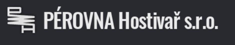 logo firmy PÉROVNA Hostivař s.r.o.