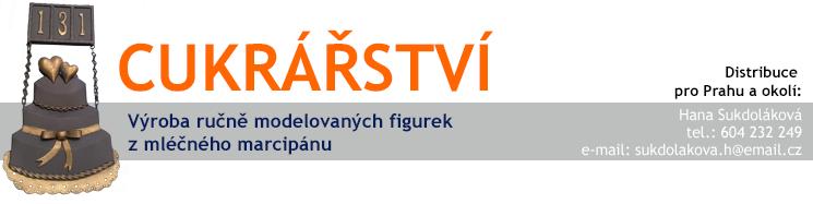 logo firmy CUKRÁŘSTVÍ – Vyšinková Anna Ing. arch.