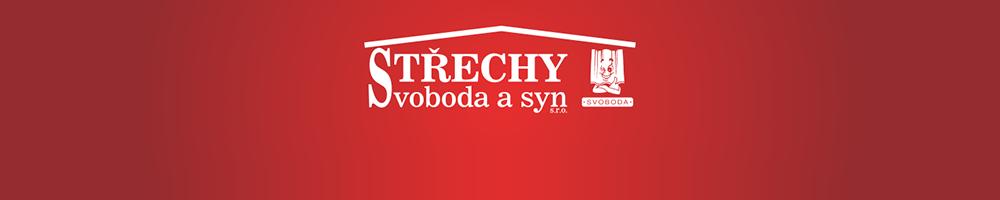 logo firmy STŘECHY SVOBODA A SYN