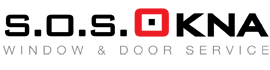 logo firmy S.O.S. OKNA s.r.o.