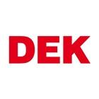 logo firmy Stavebniny DEK Turnov