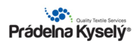 logo firmy PRÁDELNA KYSELÝ