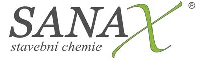 logo firmy SANAX GROUP s.r.o.