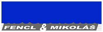 logo firmy Autolakovna Fencl a Mikoláš