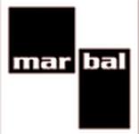 logo firmy Sklenářství MARBAL