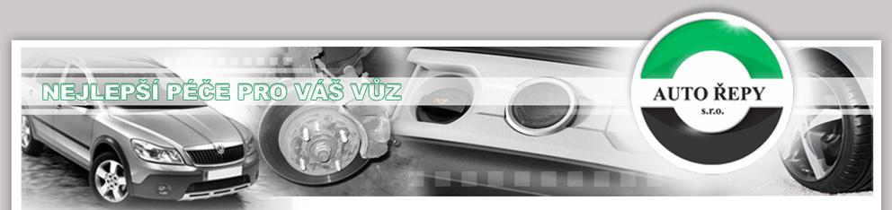 logo firmy AUTO ŘEPY