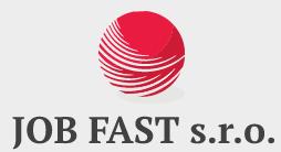 logo firmy JOB FAST s.r.o.