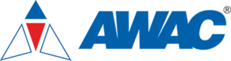 logo firmy AWAC, prodej strojů - tepelné dělení
