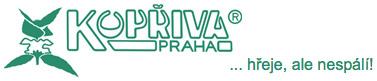 logo firmy KOPŘIVA PRAHA s.r.o.