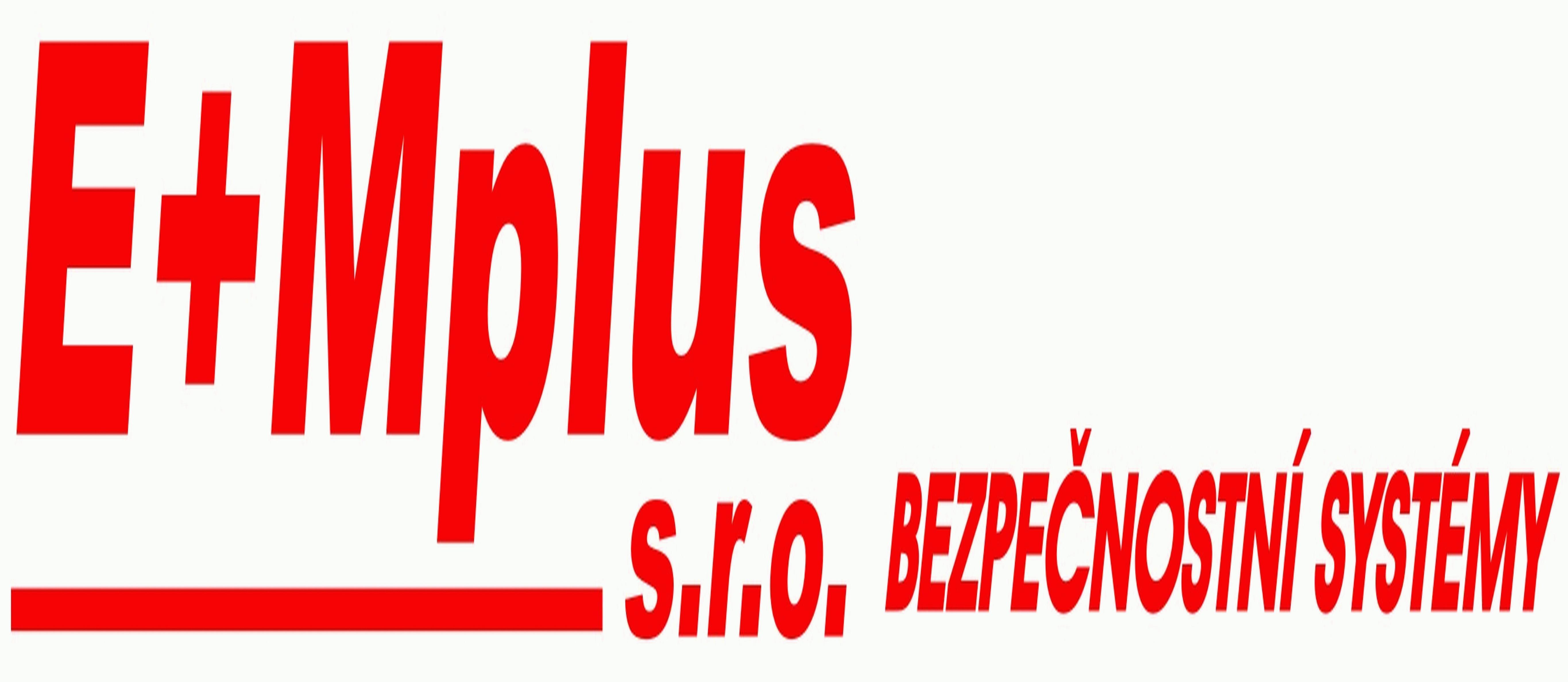 logo firmy E + M plus spol. s r.o.